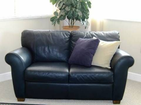 brown leather recliner chair wholesale covers and sashes for sale dark blue loveseat | home pinterest loveseats,