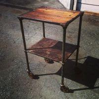 Best 25+ Industrial bar cart ideas on Pinterest | Bar cart ...