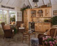 hickory+cabinets+kitchen+photos   Arlington_Rustic Hickory ...