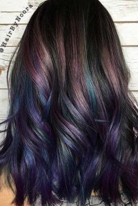 Funky Hair Color Hair Color Ideas For Brunettes Cool Fun ...