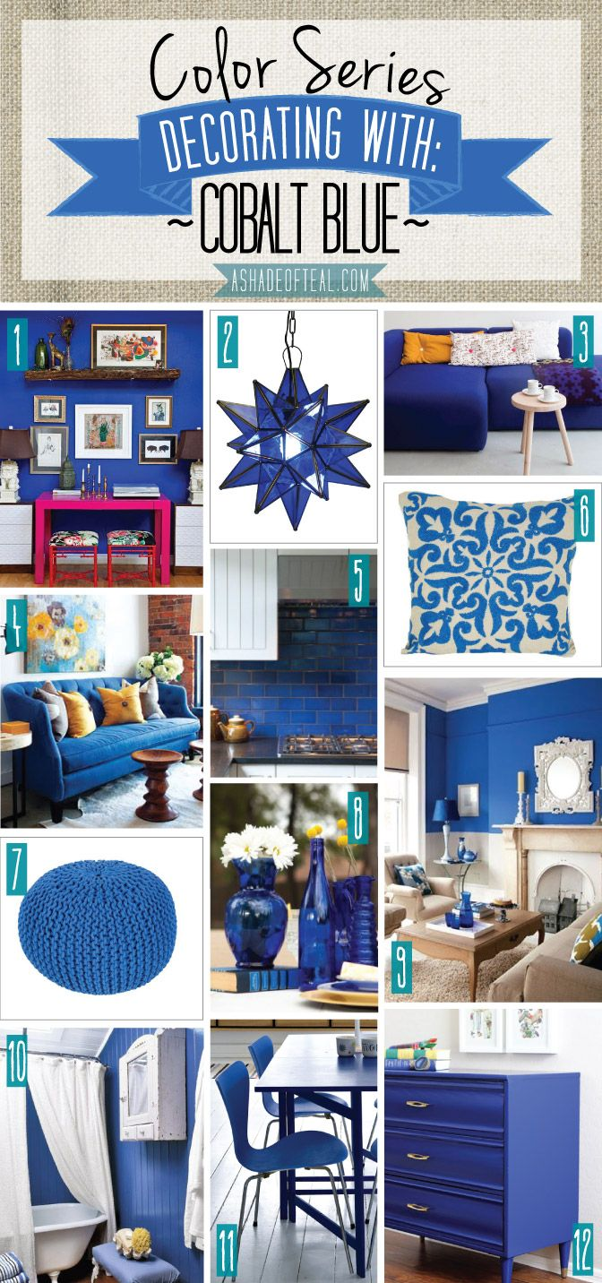 25 Best Ideas About Cobalt Blue On Pinterest Cobalt Cobalt