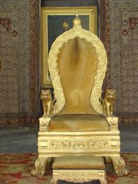 57 best images about ROYALTY: Thrones and Throne Rooms on ...