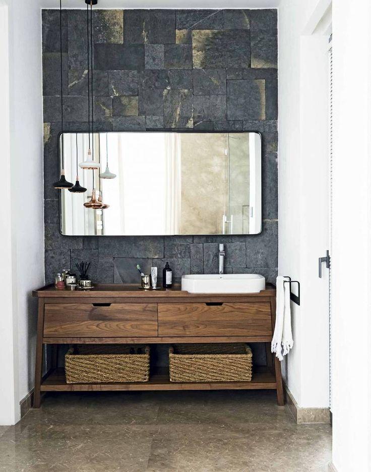 20 best ideas about Wooden Bathroom Vanity on Pinterest