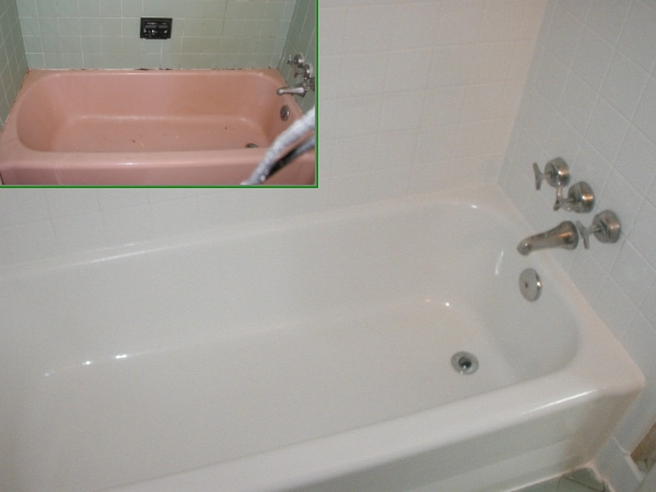 DIY Bathtub Refinishing Yay For The Home Pinterest