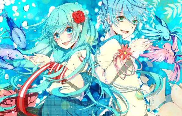 10 best images about Water Anime on Pinterest