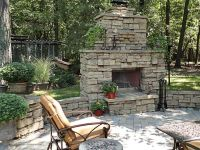1000+ ideas about Outdoor Fireplaces on Pinterest ...