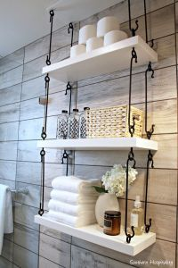 17+ best ideas about Bathroom Wall Storage on Pinterest