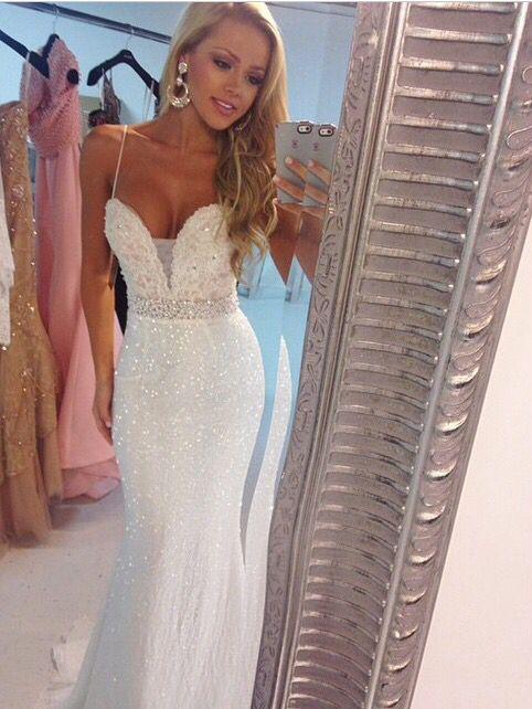 Sherri Hill style 11260 in ivory   fancy dressesprom