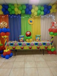 1000+ images about Sesame Street Baby Shower Ideas on ...