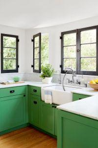 25+ best ideas about Green kitchen on Pinterest | Green ...