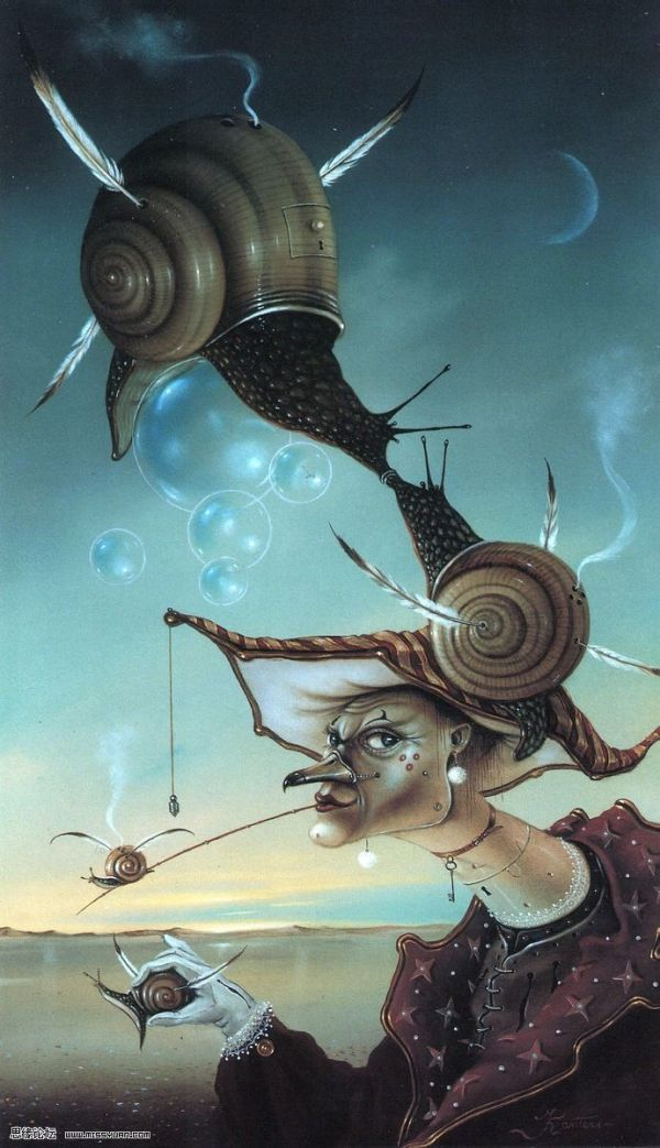 307 best images about Surreal or Paradox Art Examples on