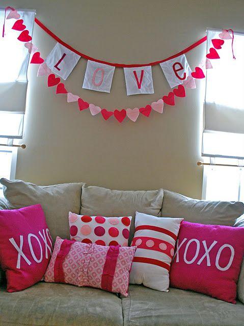 25 Best Ideas About Valentine Decorations On Pinterest Diy