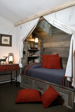 DIY- 12 gorgeous Reclaimed Wood and Pallet Bedroom Projects ! See how these rust