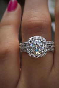 25+ best ideas about Wedding ring on Pinterest | Delicate ...