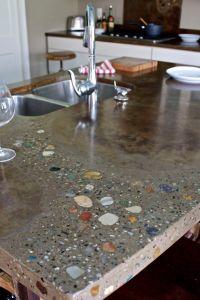 Best 20+ Concrete countertops ideas on Pinterest