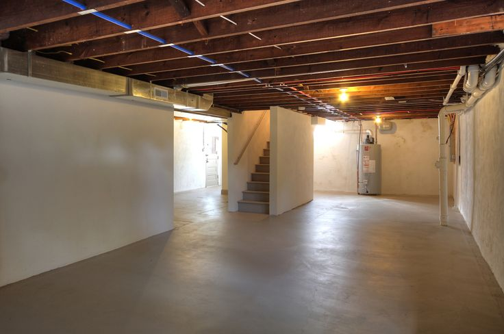 66 Best Images About Basement On Pinterest Exposed