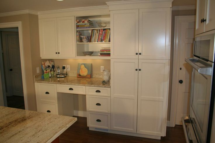 redo my kitchen design stores near me built in desk the | office/desk areas ...