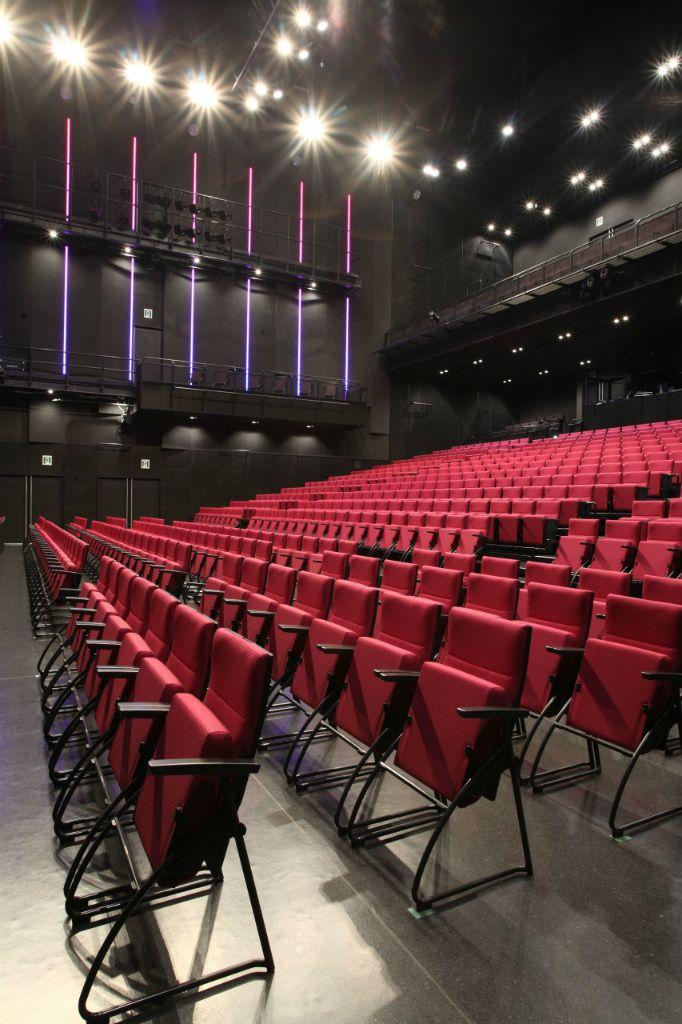 EX THEATER ROPPONGI TokyoJapanTheater chairTheater