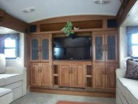front living room montana fifth wheel | Campers ...