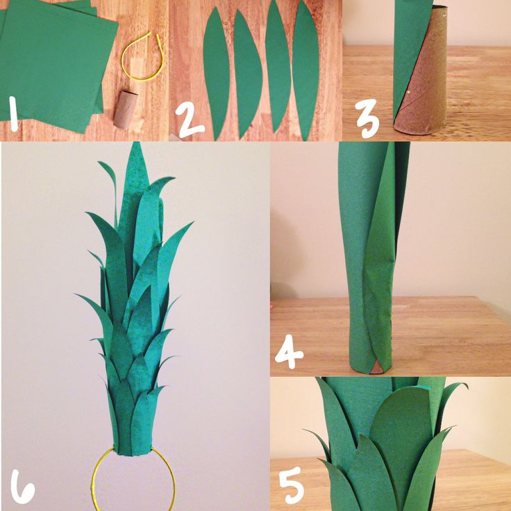 Instagram @Aisha Lee DIY pineapple costume tutorial. Pineapple hat tutorial. Super easy!