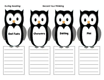 17 Best images about Owl Moon Activities... on Pinterest
