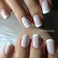 Best 25+ Wedding Nails Design ideas on Pinterest   Sparkle ...