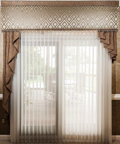Elegant Cornice Board Window Designs  Home Decor