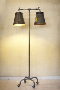 17 Best images about Galvanized Lamps on Pinterest ...