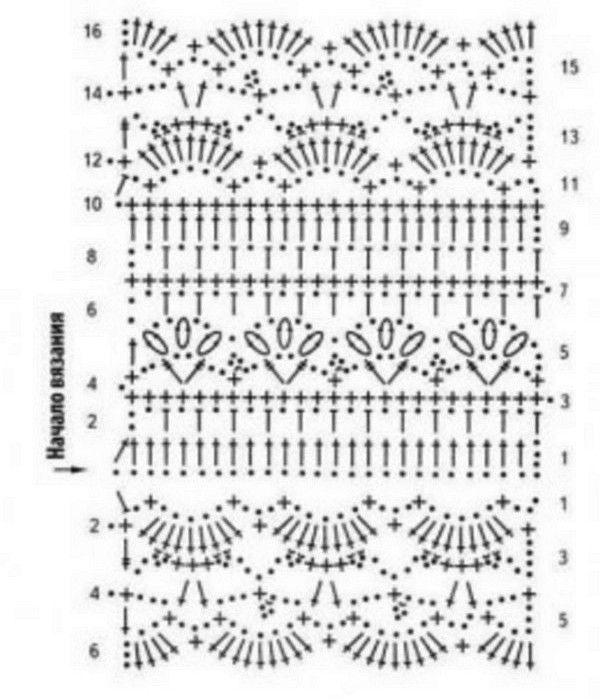 1000+ images about tocas, bufandas crochet on Pinterest