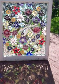 1000+ ideas about Stained Glass Flowers on Pinterest ...