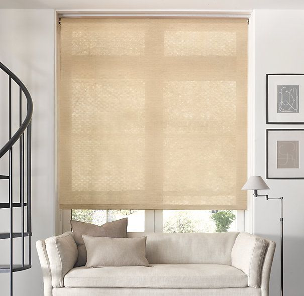 Fabric Roller Shade Client Palette Curtains Pinterest Window Treatments Nice And Burlap
