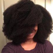 1000 black girl long
