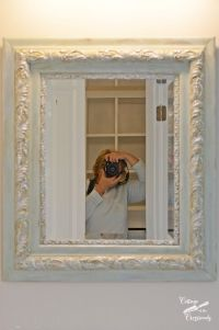 17 Best ideas about Painted Mirror Frames on Pinterest ...