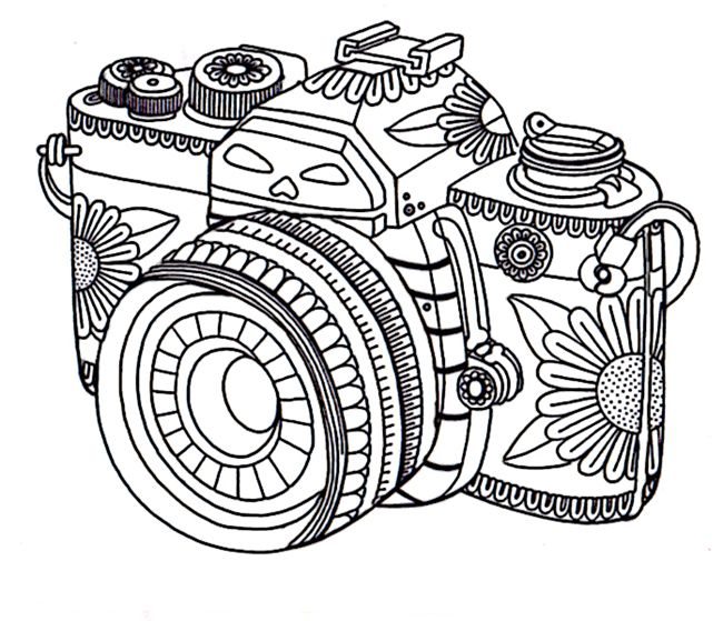 25+ best ideas about Adult coloring pages on Pinterest