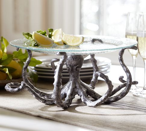 octopus stonewear serving dishbaskets  Google Search