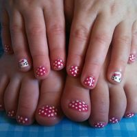 Little Girl Nail Design Ideas