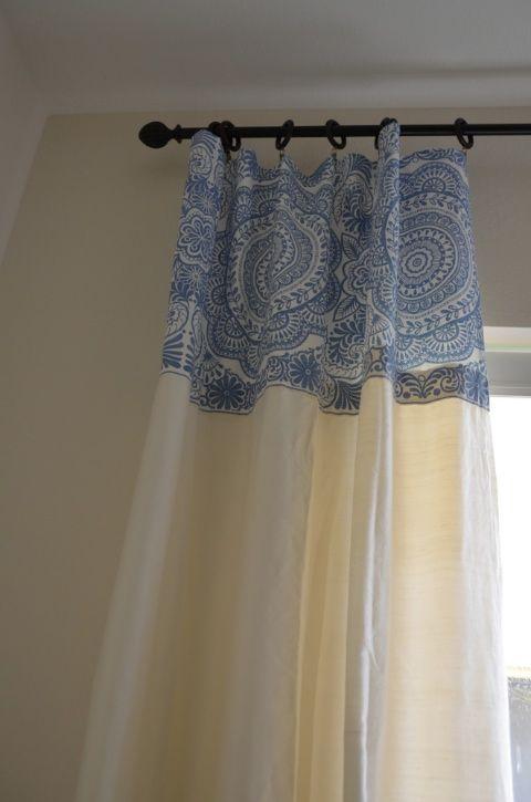 25 Best Ideas About Lengthen Curtains On Pinterest Plain