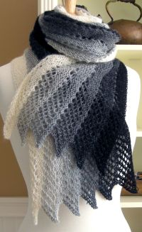 25+ best ideas about Knit Scarves on Pinterest | Knitting ...