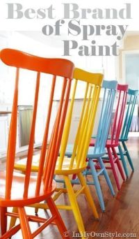 25+ best ideas about Painting kitchen chairs on Pinterest ...