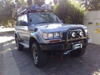 1997 Lexus LX450 Toyota Land Cruiser jdm roof rack vw r32 ...