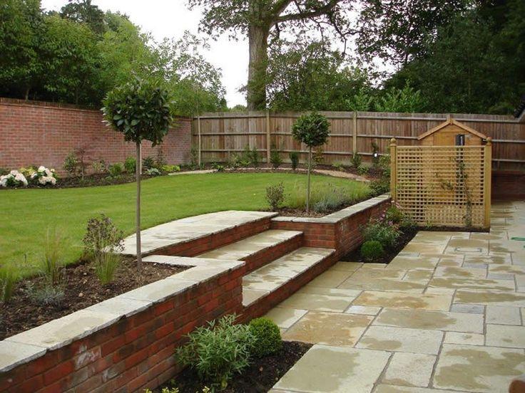 25 Best Ideas About Sloping Garden On Pinterest Sloped Garden