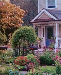 Victorian cottage front yard   Gardens & Yards   Pinterest ...