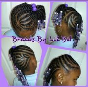 braids little girls. kylee