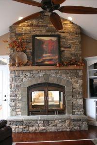 Best 25+ Indoor outdoor fireplaces ideas on Pinterest