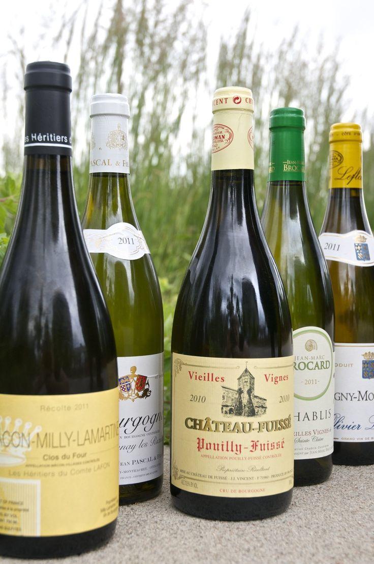 Best Wine French Burgundy