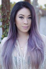 1000 purple hair