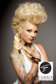 long curly punk hairstyles - google