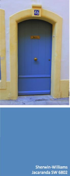 104 Best Images About Brilliant Blues Blue Paint Colors