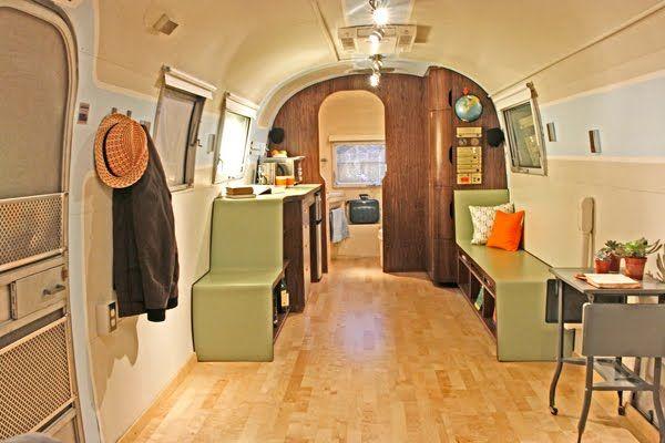 Our 1968 Airstream remodel We design and build custom