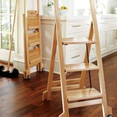 Kitchen Ladder Carts Lowes Folding Step Stool Polder Slim The 1000 Images About On Pinterest